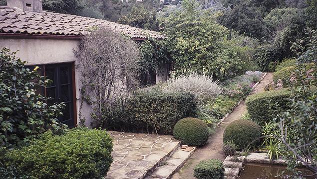 For The Santa Barbara Residence Of Noted Landscape Architect Lockwood De Forest