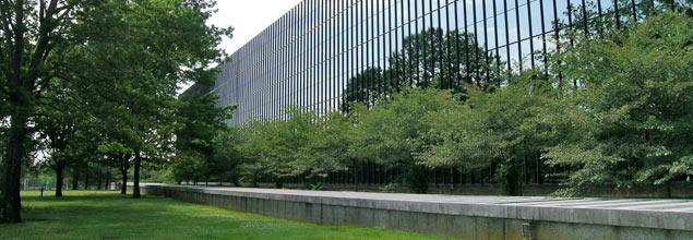 Preservation Collaboration: Saarinen's Bell Labs      Preservation Collaboration: Saarinen's Bell Labs