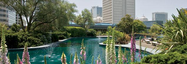 Marvels Of Modernism Kaiser Roof Garden The Cultural Landscape