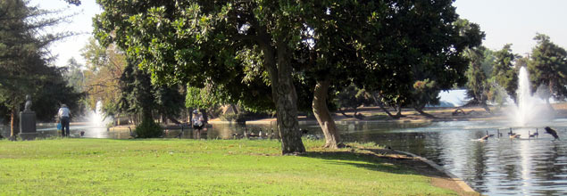 Fresno Park Threatened By Master Plan The Cultural