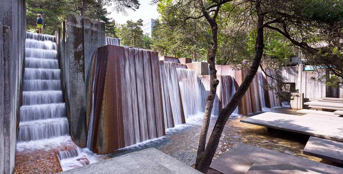 Park Fountain Apartments