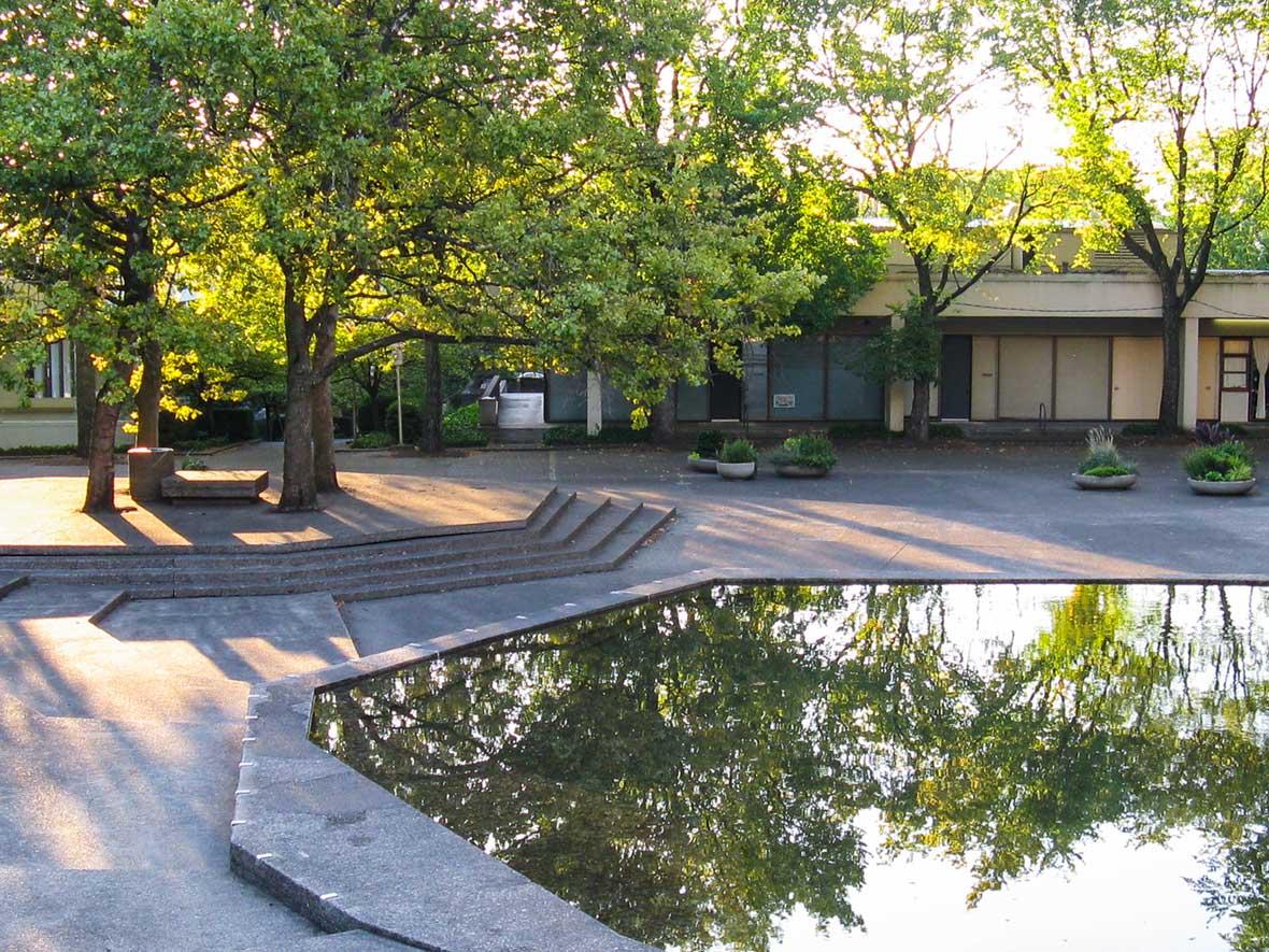 The Landscape Architecture Of Lawrence Halprin The Cultural Landscape Foundation