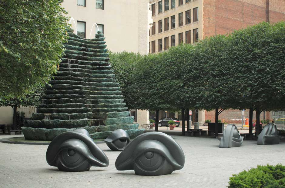 The Landscape Architecture Legacy Of