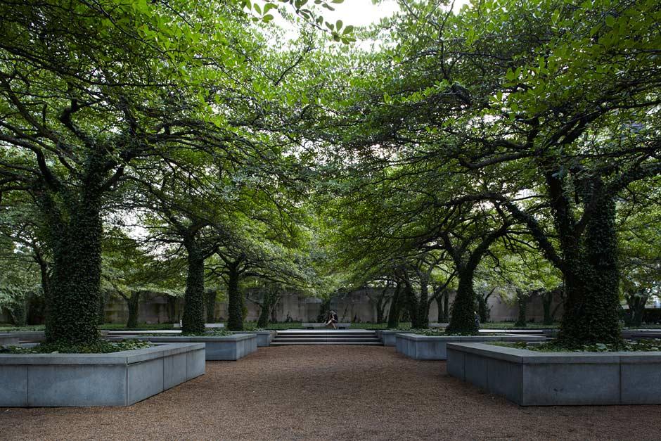 The Landscape Architecture Legacy Of Dan Kiley The