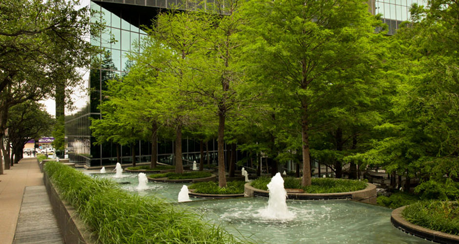Nature Center Landscape Design