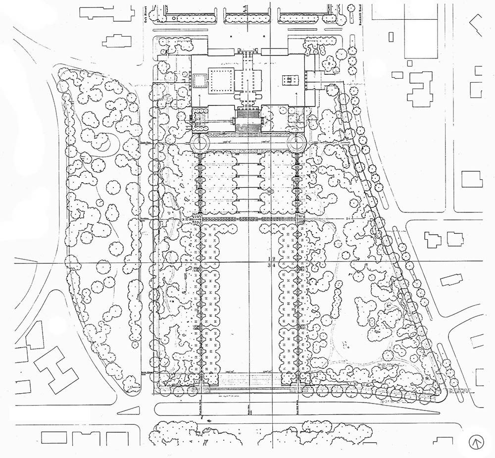 The landscape architecture legacy of dan kiley the for Dan nelson architect