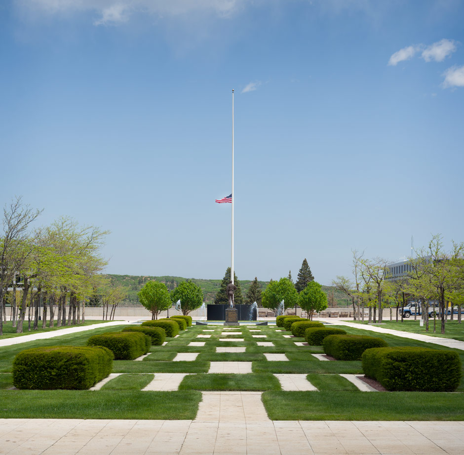 Air Force Academy Campus Map.The Landscape Architecture Legacy Of Dan Kiley The Cultural