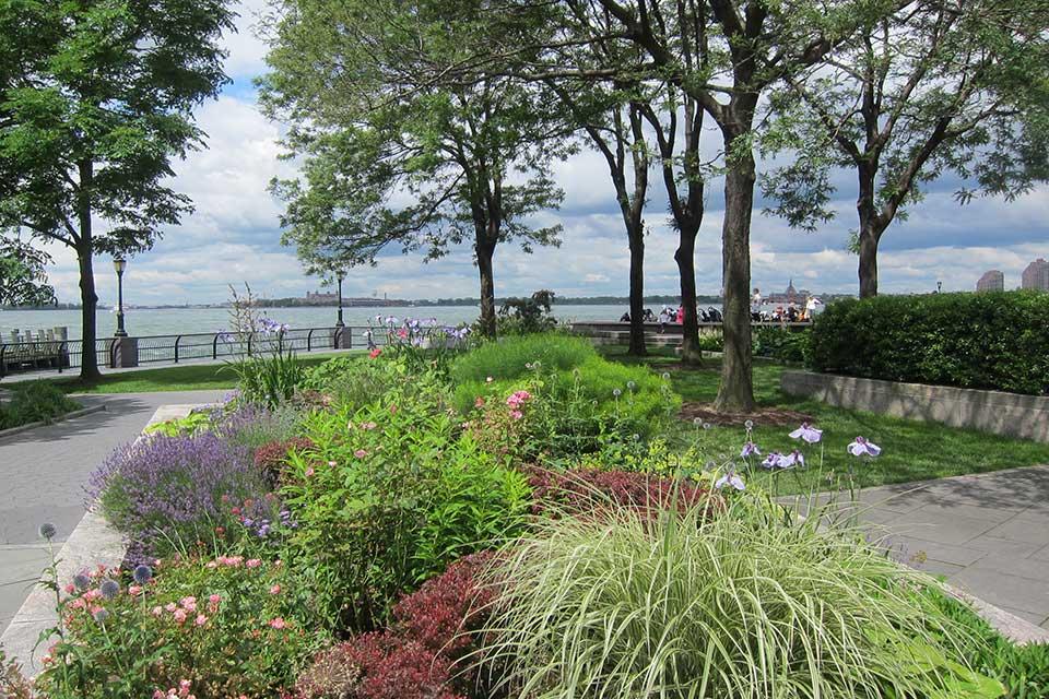 Battery Park City: Open Season on Open Space: Landslide 2017 (TCLF)
