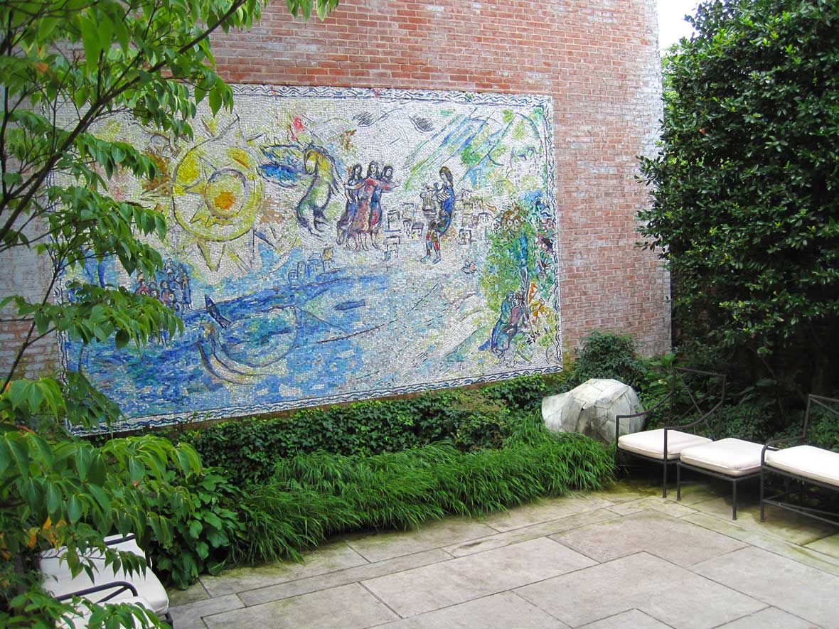 The New American Garden, The Landscape Architecture of Oehme, van
