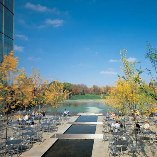 Conference second wave of modernism in landscape architecture in america november 13 15 2008 - General mills head office ...