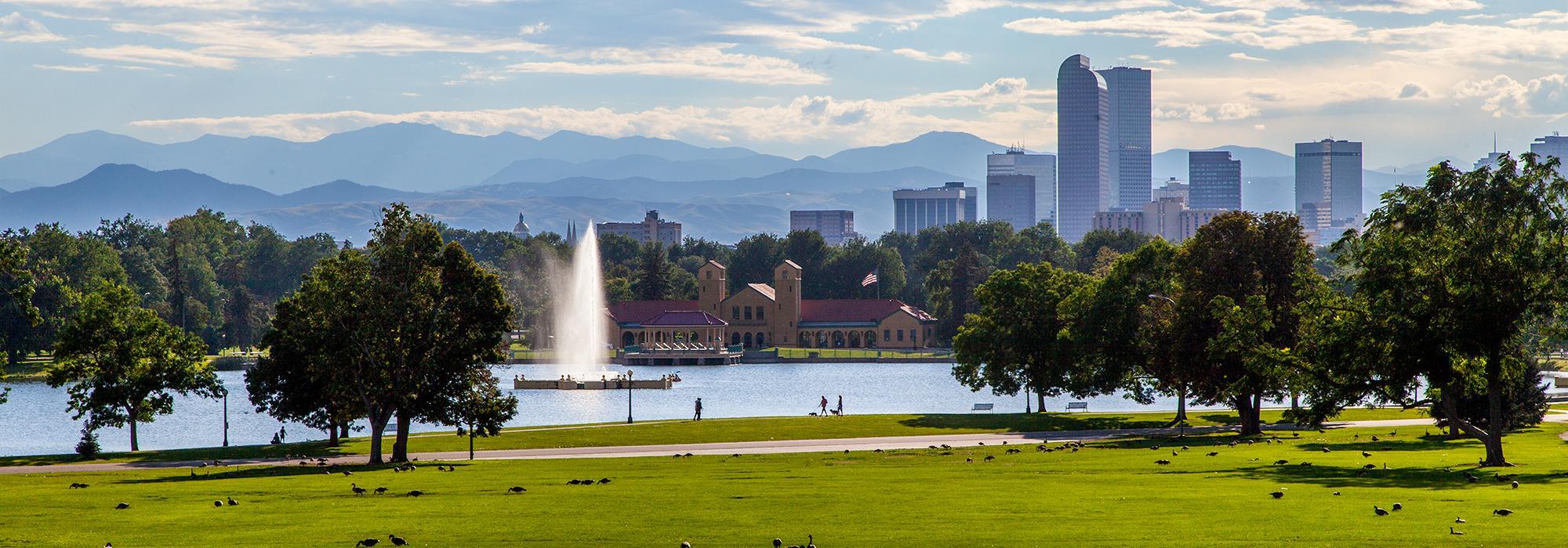 Landscape In Denver