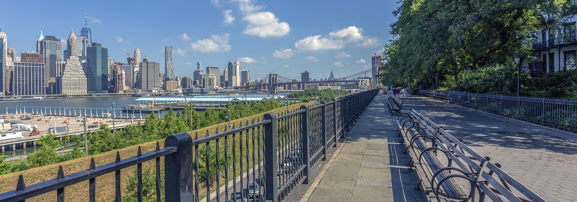 Expert Panel Advises: Spare Brooklyn Heights Promenade   The Cultural  Landscape Foundation