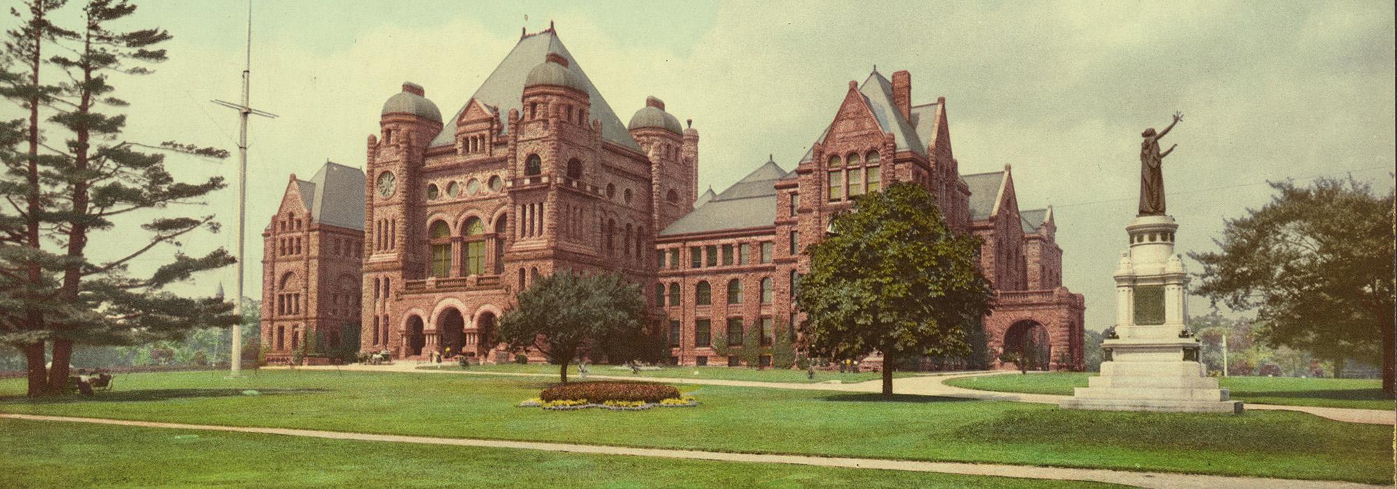 Toronto\'s Landscape Legacy | The Cultural Landscape Foundation
