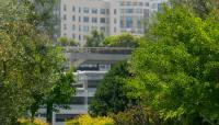 Kaiser Center Roof Garden
