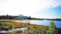 CANADA_NorthwestTerritories_Yellowknife_NorthwestTerritoriesLegislativeAssemblyBuilding_byCharlesABirnbaum_1994_006_sig_002.jpg