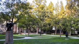 Franklin D Murphy Sculpture Garden The Cultural