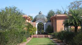 New Orleans Botanical Garden.  NewOrleansBotanicalGarden_signature_CharlesBirnbaum_2005