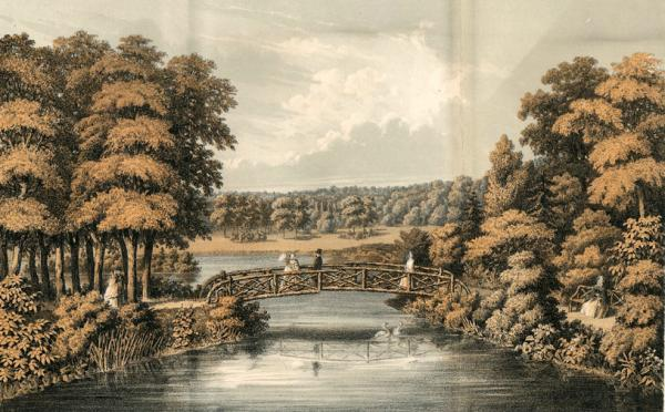 Prospect Park 1860s