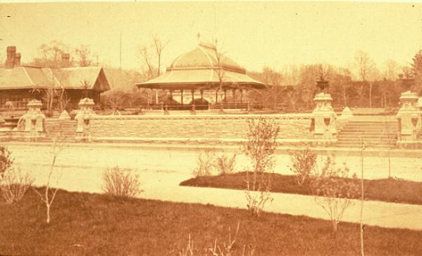 Prospect Park Concert Grove