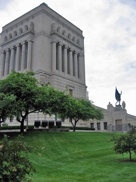 Indianapolis War Memorial_05