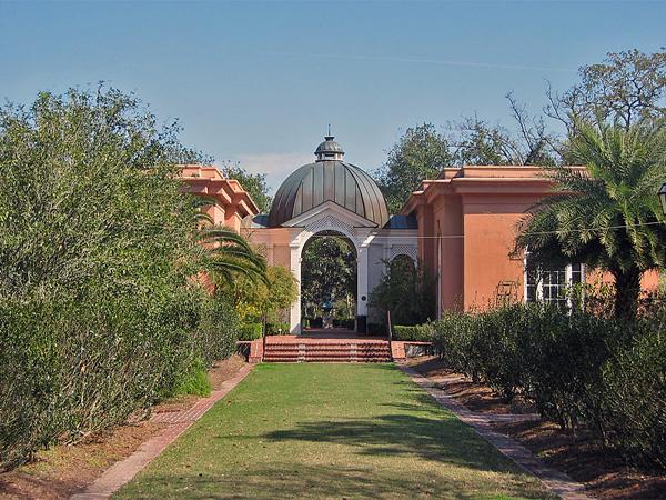 New Orleans Botanical Garden The Cultural Landscape Foundation