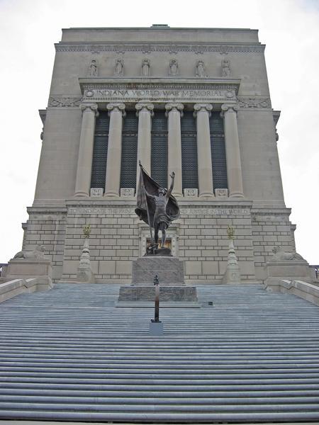 Indianapolis War Memorial_06