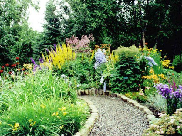 Alaska Botanical Garden The Cultural Landscape Foundation