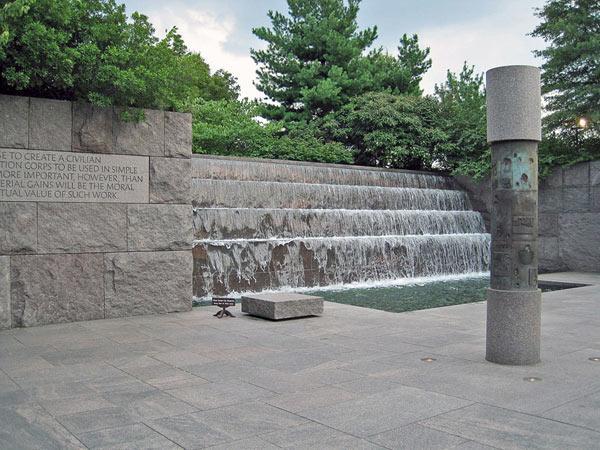 Franklin Delano Roosevelt Memorial_02