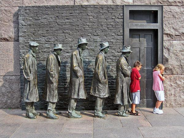 Franklin Delano Roosevelt Memorial_04