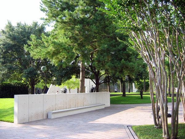 Lillie and hugh roy cullen sculpture garden the cultural - Lillie and hugh roy cullen sculpture garden ...