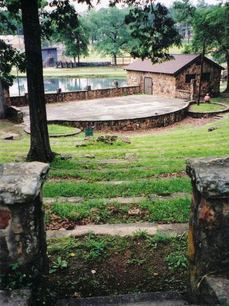 Landscape Garden Avondale : Avondale park garden theatre the cultural landscape