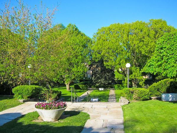 Garden Court Apartments Toronto The Cultural Landscape Foundation