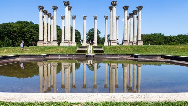 National Arboretum The Cultural Landscape Foundation - Us national arboretum google maps