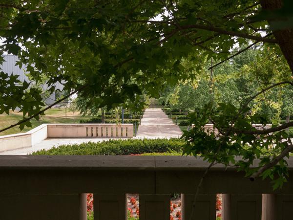 Nelson Atkins Museum Donald J Hall Sculpture Park The