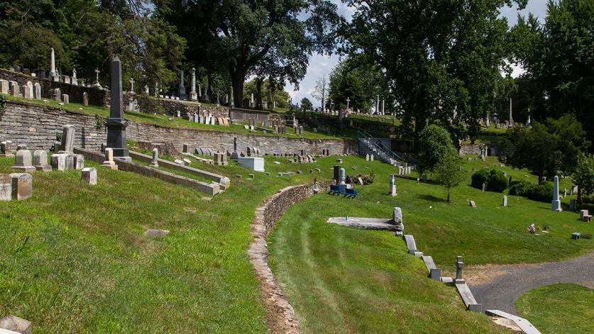 Grave Landscapes Documenting America S Rural Cemeteries