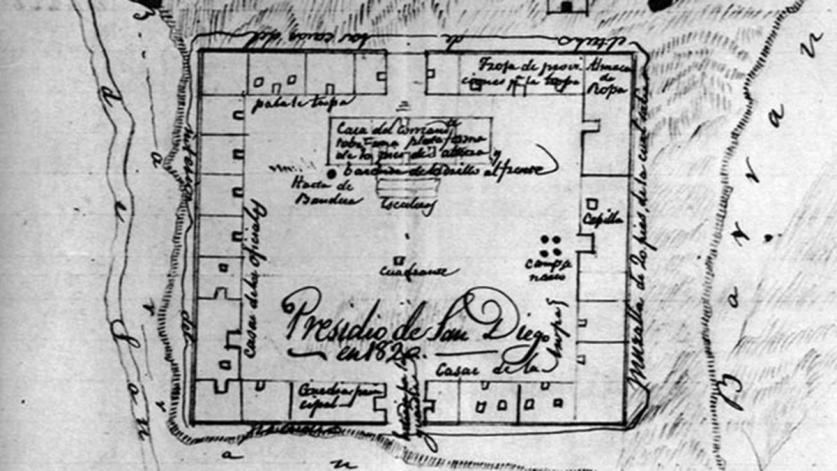 Presidio_of_San_Diego_1820_Courtesy of History Center_sig.jpg