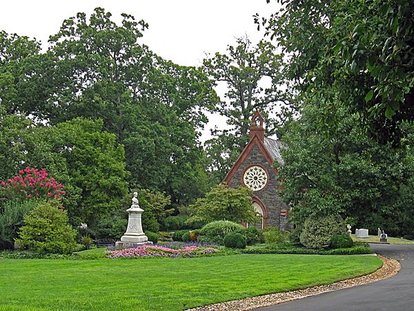 Oak Hill Cemetery DC_03