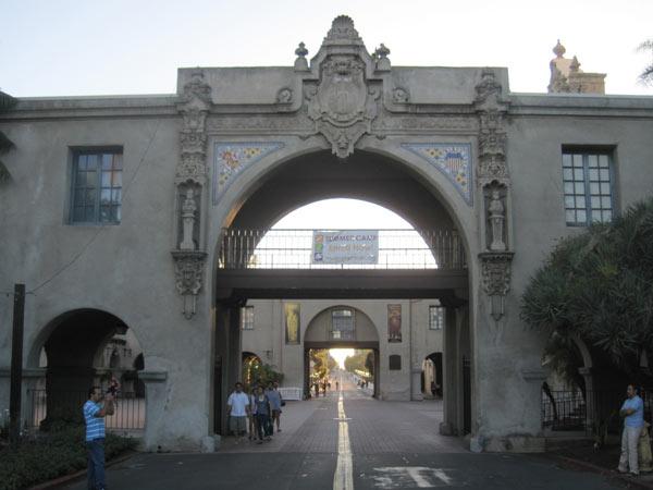 Balboa Park The Cultural Landscape Foundation