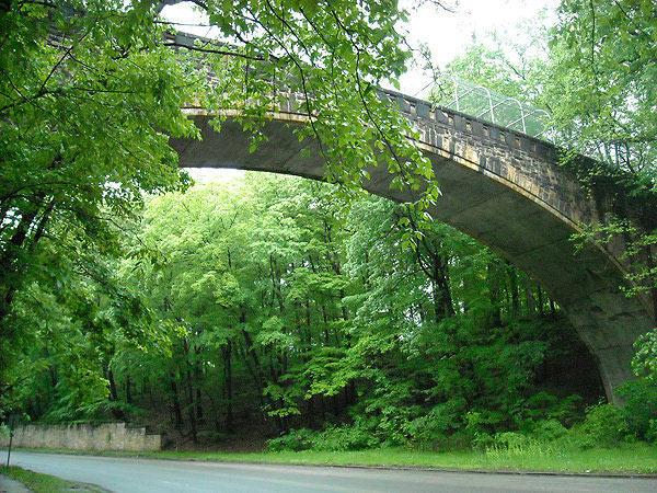 Image result for forest hill boulevard bridge cleveland