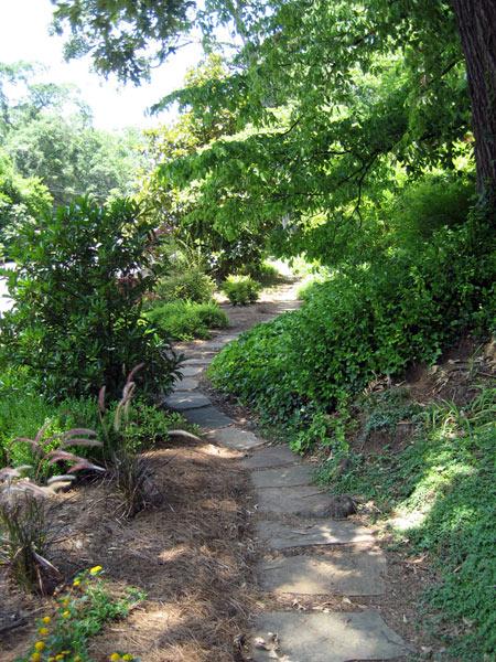University of Georgia Founders Memorial Garden_01