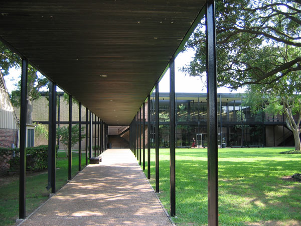 University Of St Thomas Houston Campus Map.University Of St Thomas The Cultural Landscape Foundation