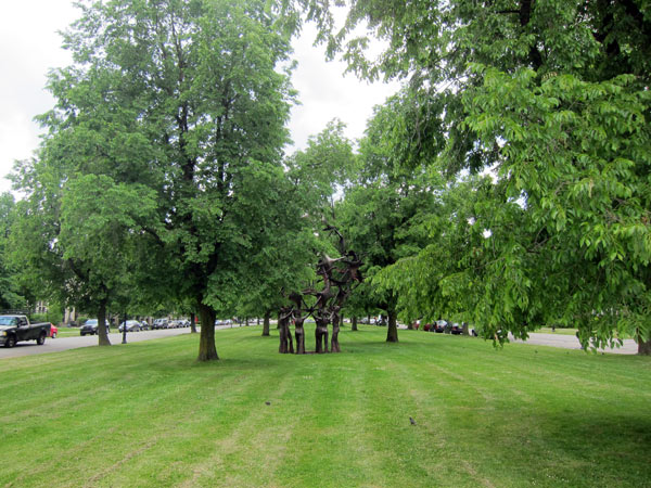 Bidwell Parkway The Cultural Landscape Foundation