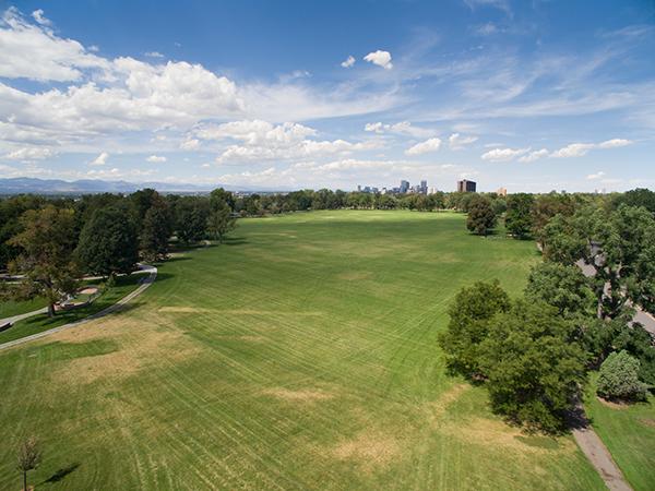washington park denver the cultural landscape foundation
