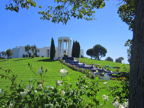 Hillside Memorial Park The Cultural Landscape Foundation