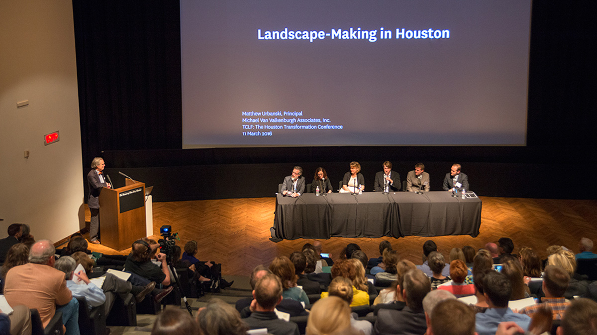 Houston Conference and Tours Draw More Than 1,500 Registrations