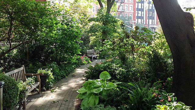 Jefferson Market Garden | The Cultural Landscape Foundation