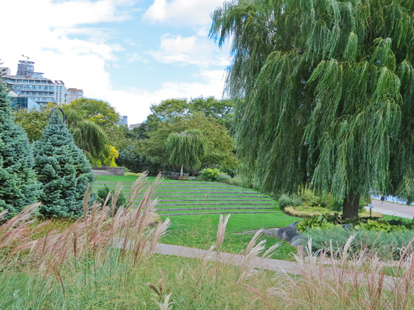 Toronto Music Garden | The Cultural Landscape Foundation