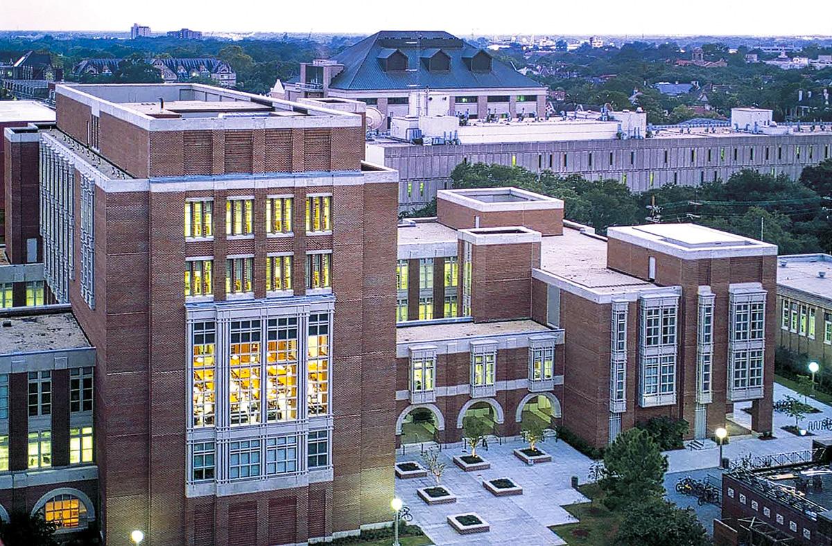 Tulane University The Cultural Landscape Foundation