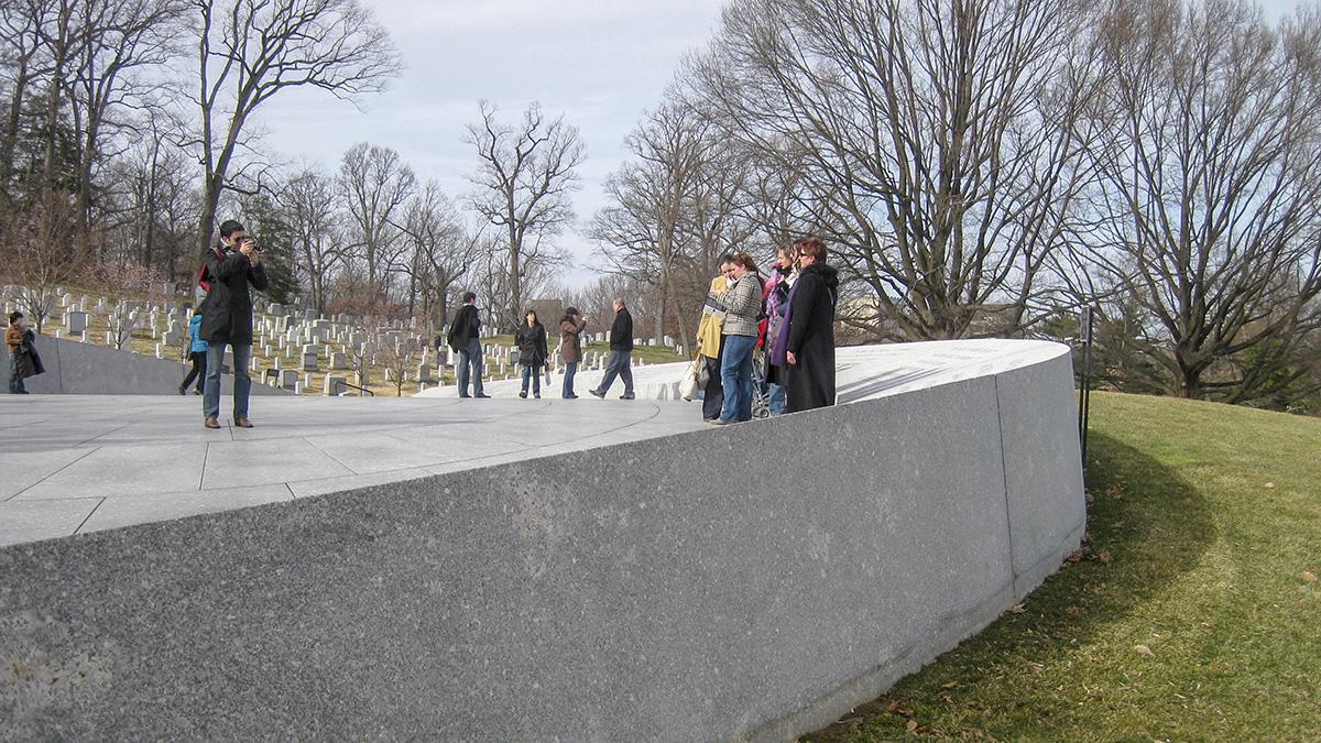 John F Kennedy Gravesite_07