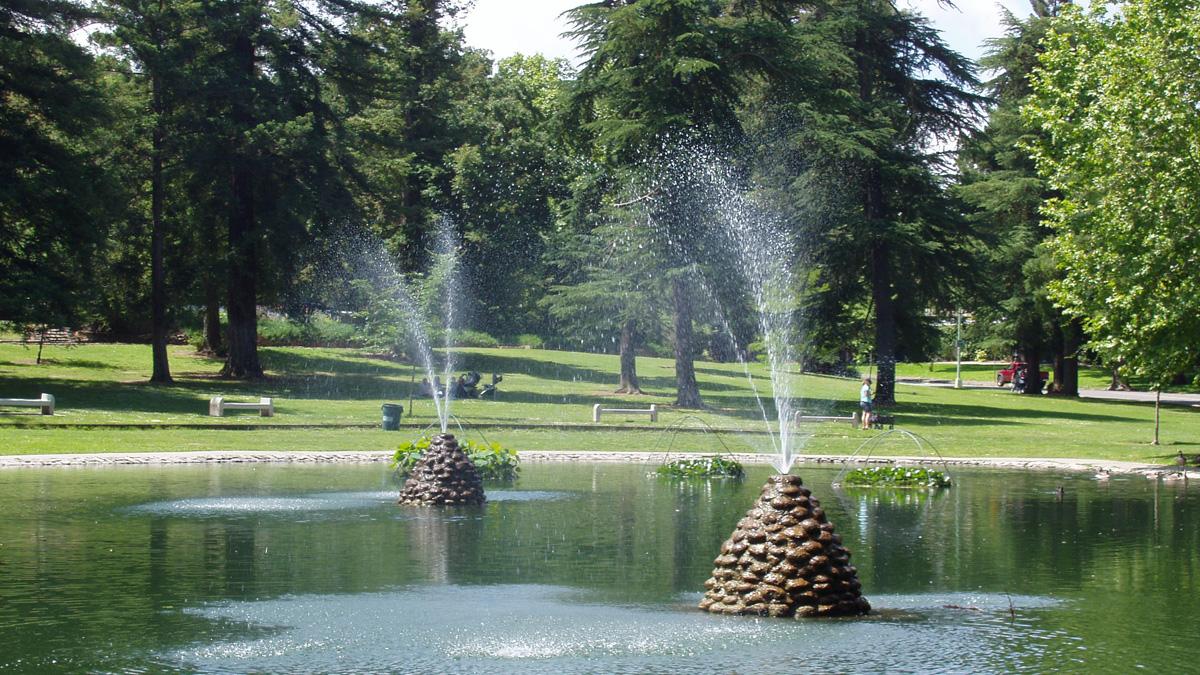William Land Park The Cultural Landscape Foundation
